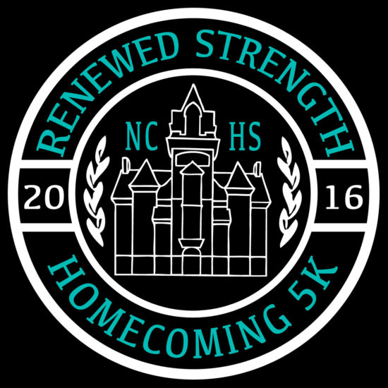 Renewed Strength 5K Logo